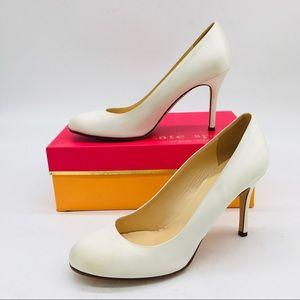Kate Spade Ivory Satin Wedding Shoes